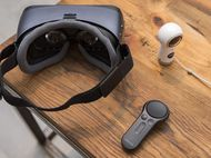 Samsung will take on Oculus, Vive with high-power VR rig