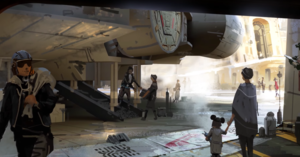 More Star Wars Land details emerge and they have us freaking out