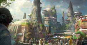 Disney Reveals What To Expect From Their Star Wars Theme Parks