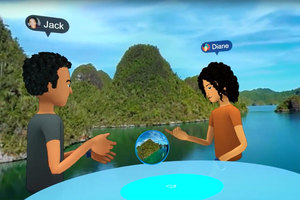 Facebook banks on virtual reality as the future of socialising