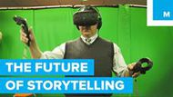 Mashable - How is virtual reality changing storytelling? | How is virtual reality changing storytelling?
