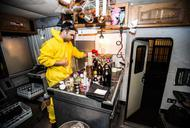 'Breaking Bad' Cocktail Lab RV Rides into New York City this Summer