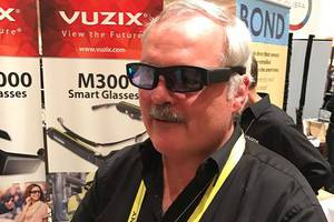 Sony, Vuzix: VR and Augmented Headsets to Surge to 100M By 2021, Says IDC