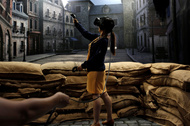 Early 20th Century Paris Recreated in Virtual Reality