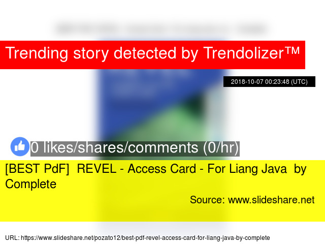 Best Pdf Revel Access Card For Liang Java By Complete