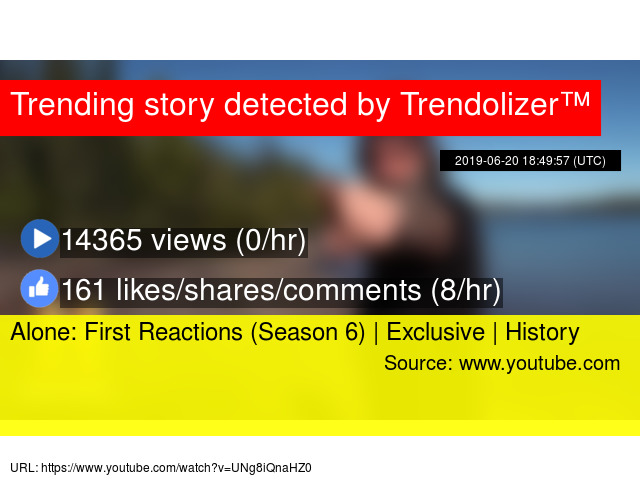 Alone: First Reactions (Season 6) | Exclusive | History