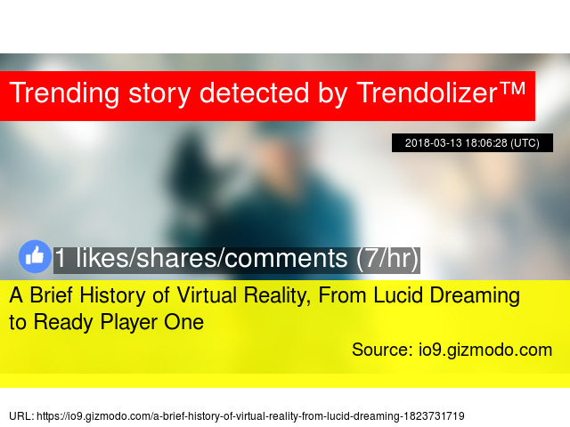 58d70b2a2440 A Brief History of Virtual Reality